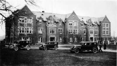 Willison Hall, Waterloo College