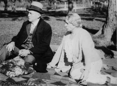 Jacob and Clara Conrad