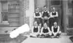 Waterloo College basketball team, 1926