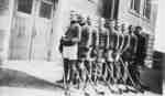 Waterloo College hockey team, 1929