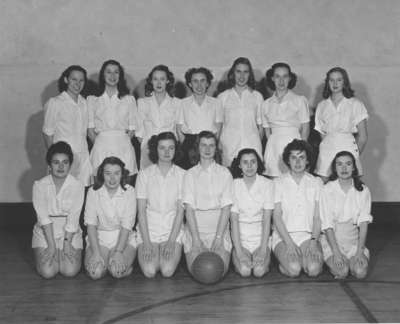 Waterloo College women's basketball team