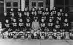 Waterloo College football team, 1955-56