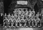 Waterloo College football team, 1952-53