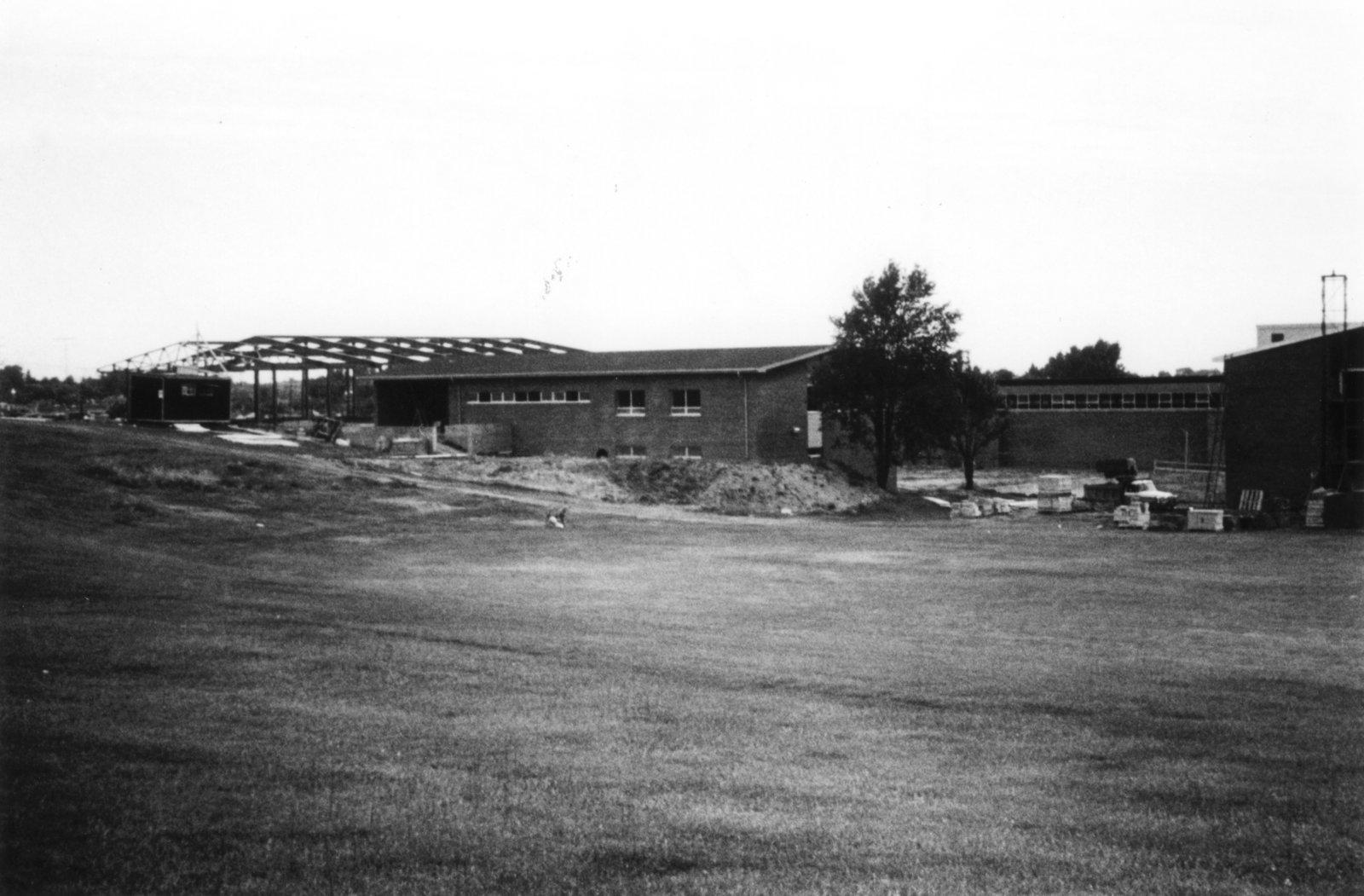Original Student Union Building, Waterloo Lutheran University