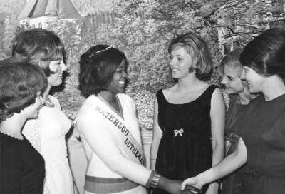 Miss Canadian University Queen Pageant, 1964