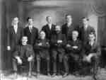 Evangelical Lutheran Seminary of Canada faculty and students, 1911