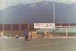 Laurier Golden Hawk football team practice
