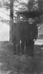 Three Evangelical Lutheran Seminary of Canada graduates, 1926
