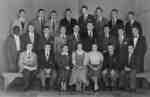 Waterloo College sophomore class, 1955-56