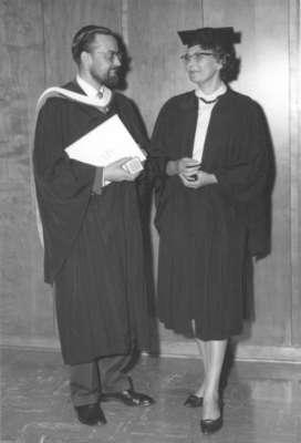 1963 Alumni Association Gold Medal winners