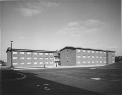 Clara Conrad Hall, Waterloo Lutheran University