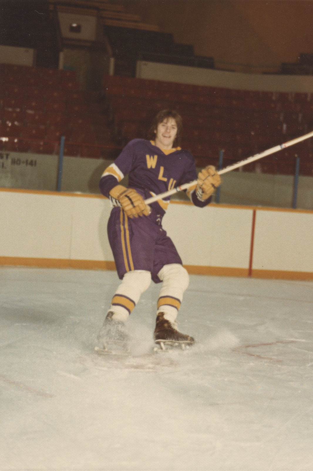 Gavin Smith, Wilfrid Laurier University hockey player