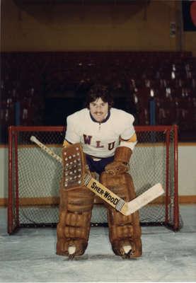 Phil McColeman, Wilfrid Laurier University hockey player