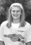 Wilfrid Laurier University swim team member