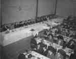 Boar's Head Dinner, Waterloo Lutheran University, 1963
