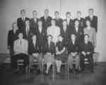 Waterloo College freshman class, 1953-54