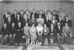 Waterloo College freshman class, 1954-55