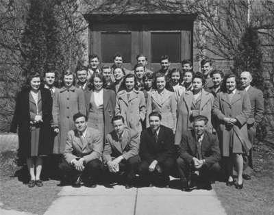 Waterloo College class of 1947