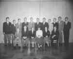 Waterloo College sophomore class, 1953-54
