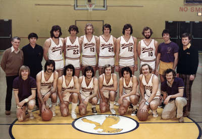 Wilfrid Laurier University men's basketball team