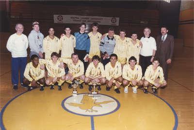 Wilfrid Laurier University men's soccer team
