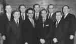 Seminary graduating class, 1956