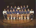 Wilfrid Laurier University women's volleyball team, 1983-84