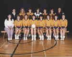 Wilfrid Laurier University women's volleyball team, 1985-86