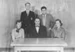Waterloo College Committee of the National Federation of Canadian University Students, 1954-55
