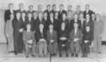 Evangelical Lutheran Seminary of Canada students and faculty, 1955-56