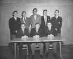 Waterloo College Junior Prom Committee, 1953-54