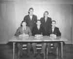 Waterloo College Directory Committee, 1953-54