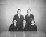 Waterloo College Committee of the National Federation of Canadian University Students, 1953-54