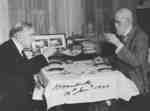 William Lyon Mackenzie King and William Mulock