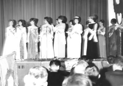 Miss Canadian University Queen Pageant