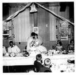 Reception de mariage / Wedding reception
