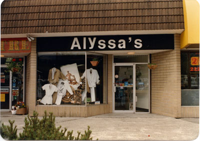 Alyssa's Fashions