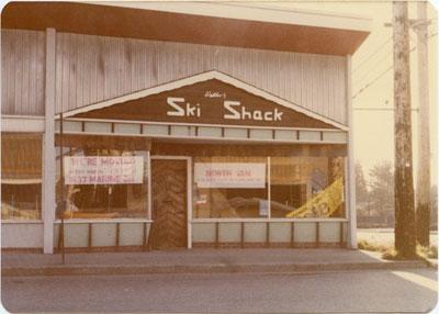 Walter's Ski Shack