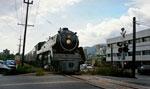 Royal Hudson Train