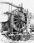 Prop Water-Wheel