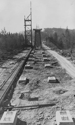 Liosn Gate Bridge Construction