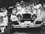 Second May Queen Car