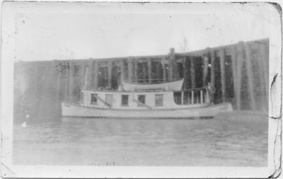 West Vancouver's First Ferry