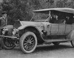 Hupmobile Touring Car