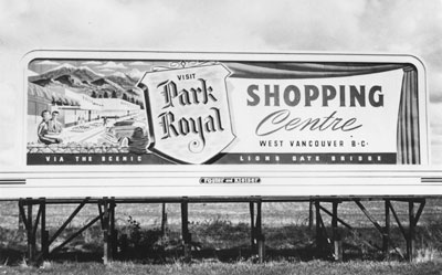 Park Royal Billboard