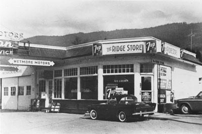The Ridge Store and Wetmore Motors