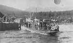 West Vancouver Ferry at Ambleside
