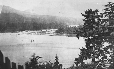 Mouth of the Capilano River