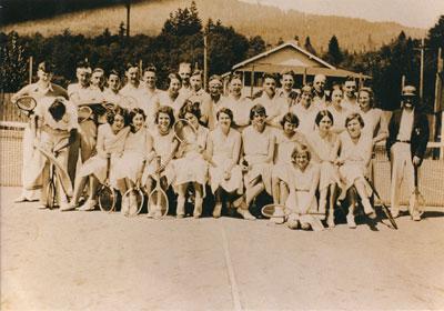 West Vancouver Tennis Club