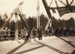 Opening of the Capilano Creek Bridge